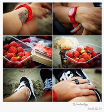 Lunch at the seaside von Daria Veselovskaya