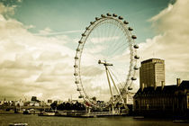 London Eye von Frank Walker