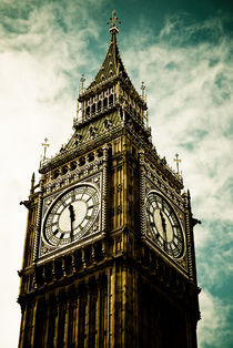 Big Ben 3 von Frank Walker