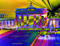 Berlin by Städtecollagen Lehmann