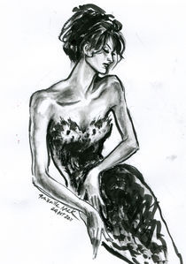 A-lady-in-black