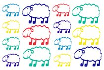 counting sheeps  by lali-perez