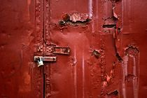 Rusty Red by grapunzel