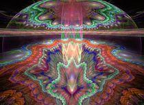 Fractal Mushroom von Branden Thompson