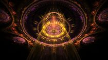 Grand UFO by Branden Thompson