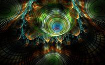 Crystal Matrix Room by Branden Thompson