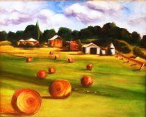 Irongate Farm, Australia by Therese Alcorn