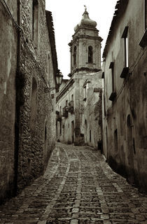 Street of Erice von RicardMN Photography