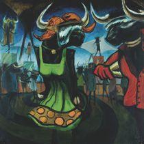 Clubbing Bulls by Luis  Sanus