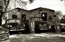 Old cars on Route 66 by RicardMN Photography