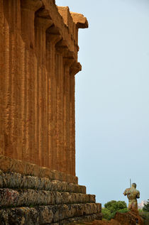 Temple of Concordia and Dedalo, Agrigento von RicardMN Photography