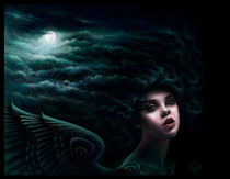 Dark Angel by Viktoria Fribus