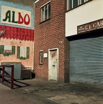 Aldo's bar by John Brooks