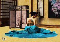 Geisha's Flair by axel-doi
