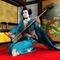 Shamisen-geisha