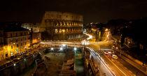 Colosseo by Night von Andrea Di Lorenzo