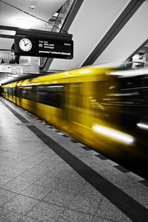 S-Bahn by cvc-photo