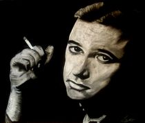 Bill Hicks by laura seed
