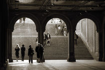 Under Bethesda Terrace by RicardMN Photography
