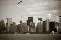 Manhattan over the river by RicardMN Photography