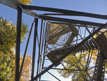 looking up Hoodoo firetower von Ed Book
