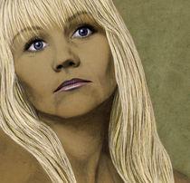 Eva Cassidy by Sylvia van Schie