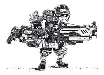Gun-boy