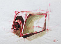 Slide projector 1/3 by Katalin Szasz-Bacso