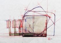 Slide projector 3/3 by Katalin Szasz-Bacso