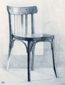 The chair  by Katalin Szasz-Bacso