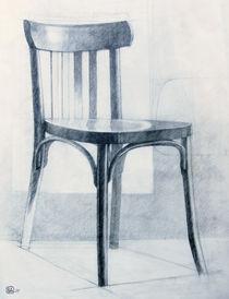The chair  by Katalin Szasz-Bacso