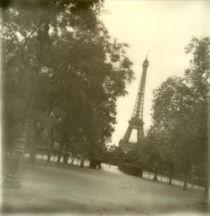Eiffel tower von Ervin Bartis