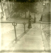 Stairs in Paris von Ervin Bartis