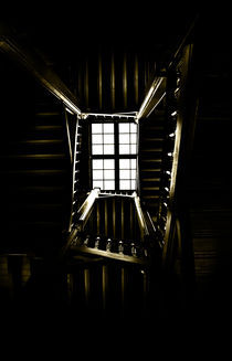 Endless stair by Martin Heinz