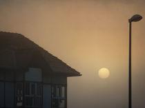 Nebelsonne by Franziska Rullert