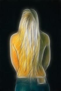 The girl by Jürgen Müngersdorf