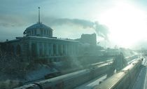 Portrait of a city: Murmansk by iskaksen