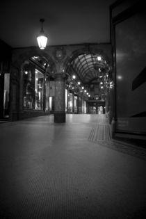 Central Arcade by Samuel Gamlin