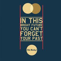 Typography Posters - Bob Marley Quotes von ozy ardiansyah