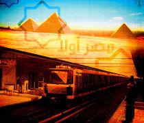 pyramids von Aya Bissar