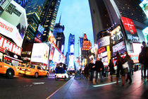 New York Times Square by temponaut