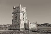 Belem Tower von Nelson Teixeira