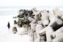 Wellenbrecher // mole von Eva Stadler