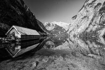 lake Obersee von Eva Stadler