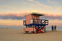 South Beach, Miami FL von Peter Csizmadia