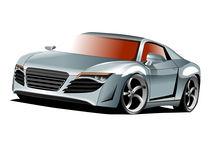 Audi r8 restyled by Nikola Novak