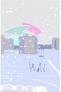snowing theme von Vasylysa Shchogoleva