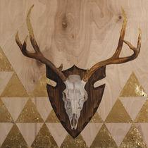 Painting-deer