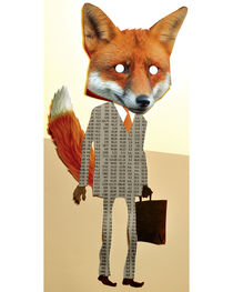 BUSY FOX by Vigg by Atelier Tricorne