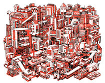 City Machine by Nigel Sussman